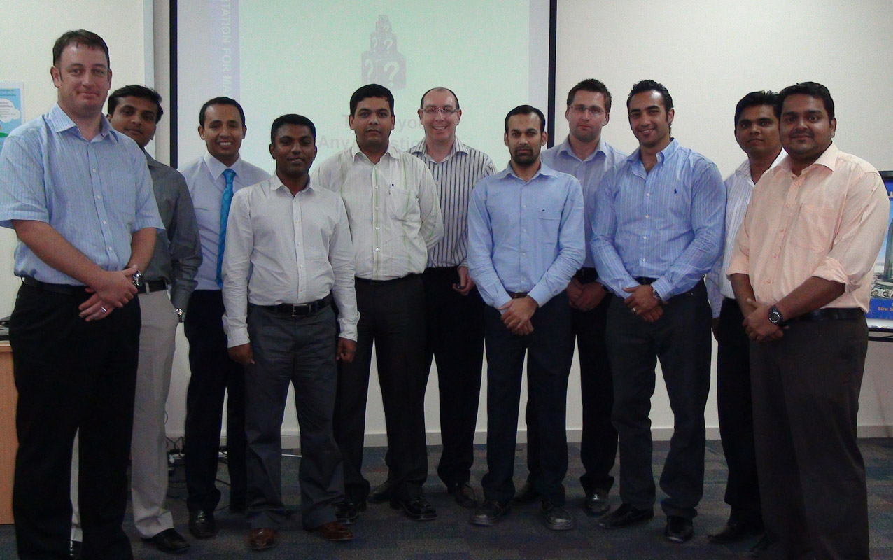 Al Futtaim Carillion - Training Provider The Whole Thing