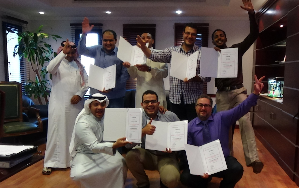 Al Futtaim FAMCO 3 - Training Provider The Whole Thing