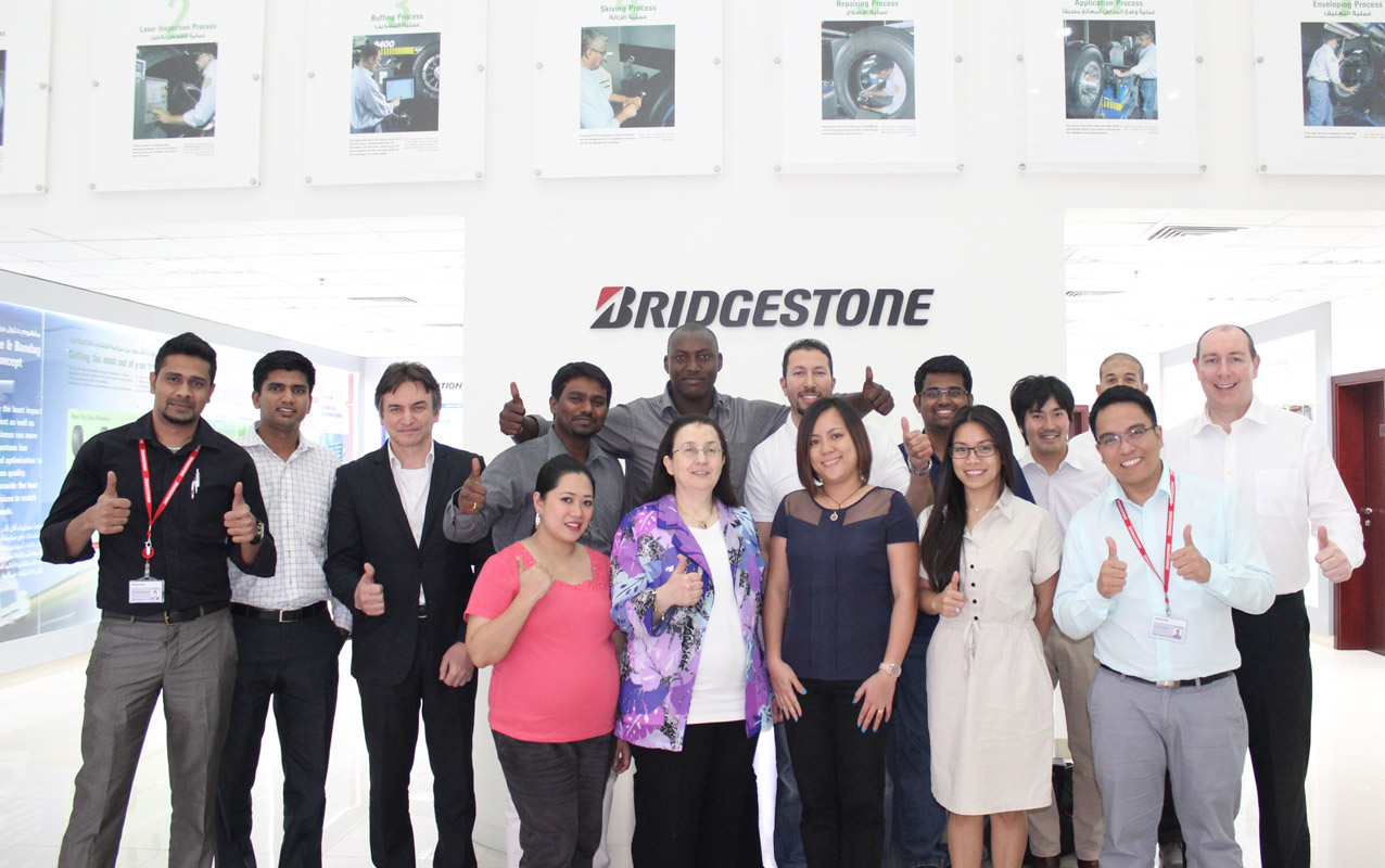 Bridgestone - Training Provider The Whole Thing
